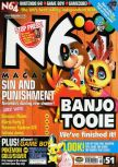 Cover scan of magazine N64  51
