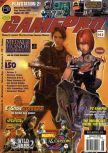 Scan de la couverture du magazine GamePro  143