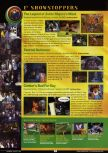 Scan of the preview of Eternal Darkness published in the magazine GamePro 143, page 1