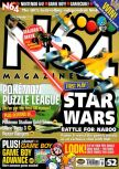 Cover scan of magazine N64  52