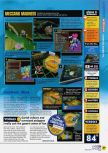 Scan of the review of Custom Robo V2 published in the magazine N64 54, page 2