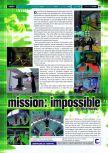 Scan of the review of Mission: Impossible published in the magazine Gamers Republic 03