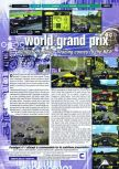 Scan of the review of F-1 World Grand Prix published in the magazine Gamers Republic 04