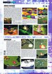 Scan of the review of Banjo-Kazooie published in the magazine Gamers Republic 04
