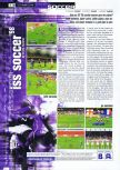 Scan of the review of International Superstar Soccer 98 published in the magazine Gamers Republic 04
