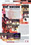 Scan of the review of WWF War Zone published in the magazine Gamers Republic 04