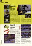 Scan of the preview of Turok 2: Seeds Of Evil published in the magazine Hyper 58