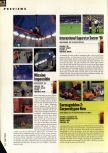 Scan of the preview of Carmageddon 64 published in the magazine Hyper 58
