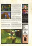 Scan of the review of Banjo-Kazooie published in the magazine Hyper 59