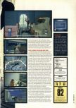 Scan of the review of Mission: Impossible published in the magazine Hyper 60