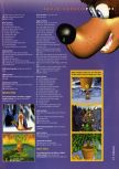 Scan of the walkthrough of Banjo-Kazooie published in the magazine Hyper 60