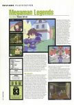 Scan of the review of Mega Man 64 published in the magazine Hyper 62, page 1