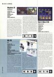 Scan of the review of Bust-A-Move 3 DX published in the magazine Hyper 62