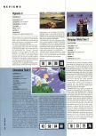 Scan of the review of Chameleon Twist 2 published in the magazine Hyper 68