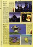Scan of the preview of Pokemon Snap published in the magazine Hyper 71