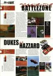 Scan of the preview of Battlezone: Rise of the Black Dogs published in the magazine Hyper 78