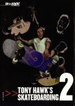 Scan of the preview of Tony Hawk's Pro Skater 2 published in the magazine Hyper 83