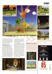 Scan du test de Kirby 64: The Crystal Shards paru dans le magazine Hyper 84