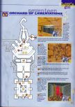 Scan of the walkthrough of Hexen published in the magazine 64 Extreme 7, page 4