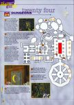 Scan of the walkthrough of Hexen published in the magazine 64 Extreme 7, page 11