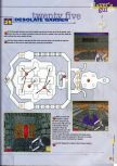 Scan of the walkthrough of Hexen published in the magazine 64 Extreme 7, page 12