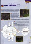 Scan of the walkthrough of Hexen published in the magazine 64 Extreme 7, page 16