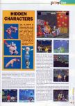 Scan of the preview of ClayFighter 63 1/3 published in the magazine 64 Extreme 7