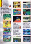 Scan of the preview of Diddy Kong Racing published in the magazine 64 Extreme 7