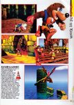 Scan of the preview of Banjo-Kazooie published in the magazine 64 Extreme 7