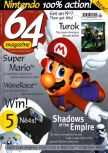 Cover scan of magazine 64 Magazine  01