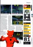 Scan of the review of Doom 64 published in the magazine 64 Magazine 01, page 4
