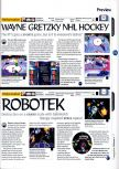 Scan of the preview of Robotech: Crystal Dreams published in the magazine 64 Magazine 01