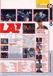 Scan of the article Escape From L.A.  published in the magazine 64 Magazine 41, page 2