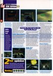 Scan of the review of Perfect Dark published in the magazine 64 Magazine 41