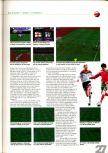 Scan of the review of FIFA 64 published in the magazine N64 Pro 01