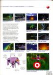 Scan of the review of Pilotwings 64 published in the magazine N64 Pro 01