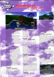 Scan of the walkthrough of Pilotwings 64 published in the magazine N64 Pro 01