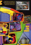 Scan of the preview of Tetrisphere published in the magazine Nintendo Magazine 54