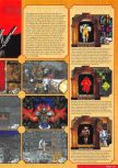 Scan of the review of Hexen published in the magazine Nintendo Magazine System 54, page 2