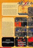 Scan of the review of Hexen published in the magazine Nintendo Magazine System 54, page 3