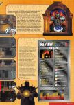 Scan of the review of Hexen published in the magazine Nintendo Magazine System 54, page 4