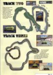Scan of the walkthrough of Automobili Lamborghini published in the magazine Nintendo Magazine System 60, page 2