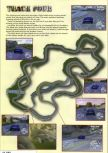 Scan of the walkthrough of Automobili Lamborghini published in the magazine Nintendo Magazine System 60, page 3