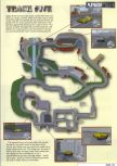 Scan of the walkthrough of Automobili Lamborghini published in the magazine Nintendo Magazine System 60, page 4