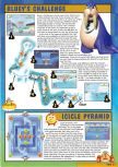 Scan of the walkthrough of Diddy Kong Racing published in the magazine Nintendo Magazine 61