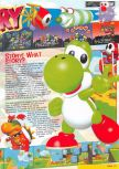 Scan of the review of Yoshi's Story published in the magazine Nintendo Magazine System 62, page 2