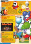 Scan of the review of Yoshi's Story published in the magazine Nintendo Magazine System 62, page 3