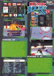 Scan of the review of Olympic Hockey Nagano '98 published in the magazine Nintendo Magazine 62