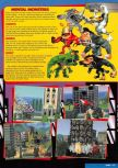 Scan of the review of Rampage 2: Universal Tour published in the magazine Nintendo Magazine 75