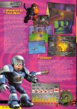 Scan of the review of 40 Winks published in the magazine Nintendo Magazine 82